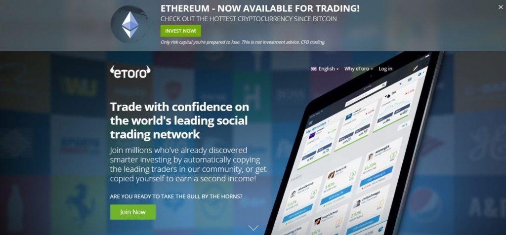 Caractéristiques de trading uniques de eToro