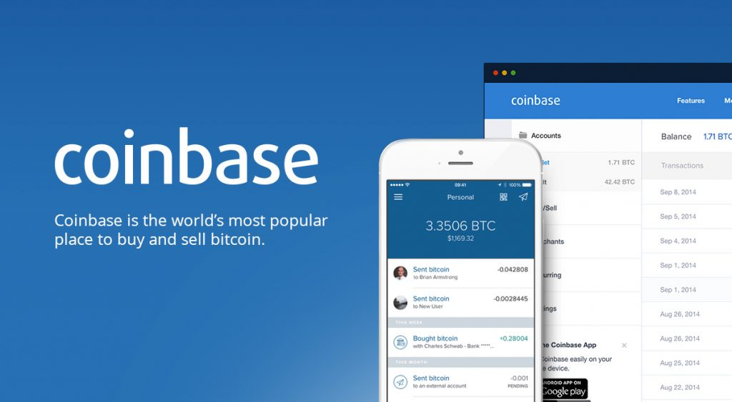 coinbase wallet bitcoin