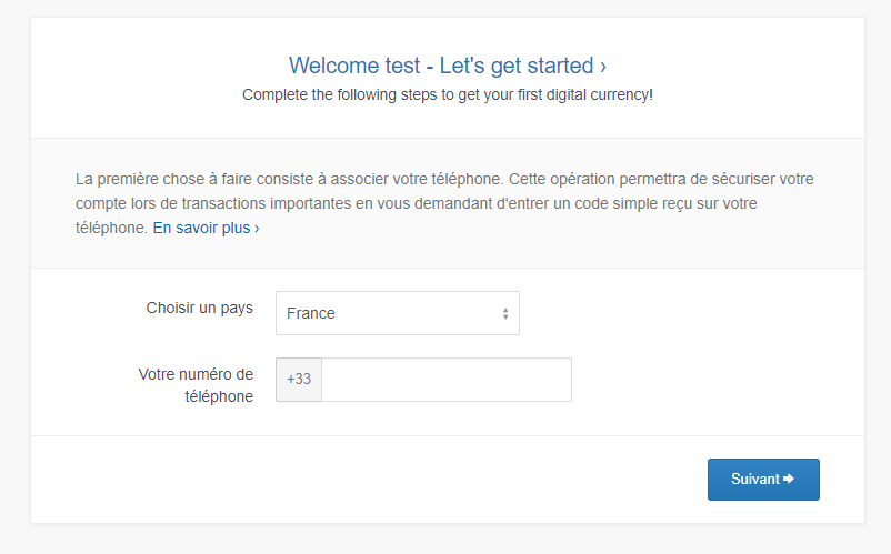 inscription coinbase tuto