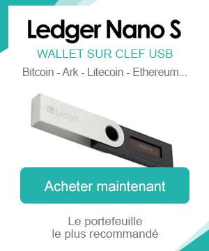 acheter ledger nano s pas cher