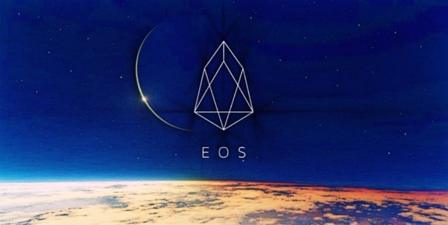 EOS-coin-cryptocurrency