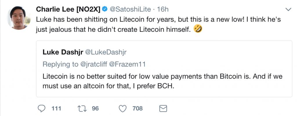 Litecoin une meilleure monnaie