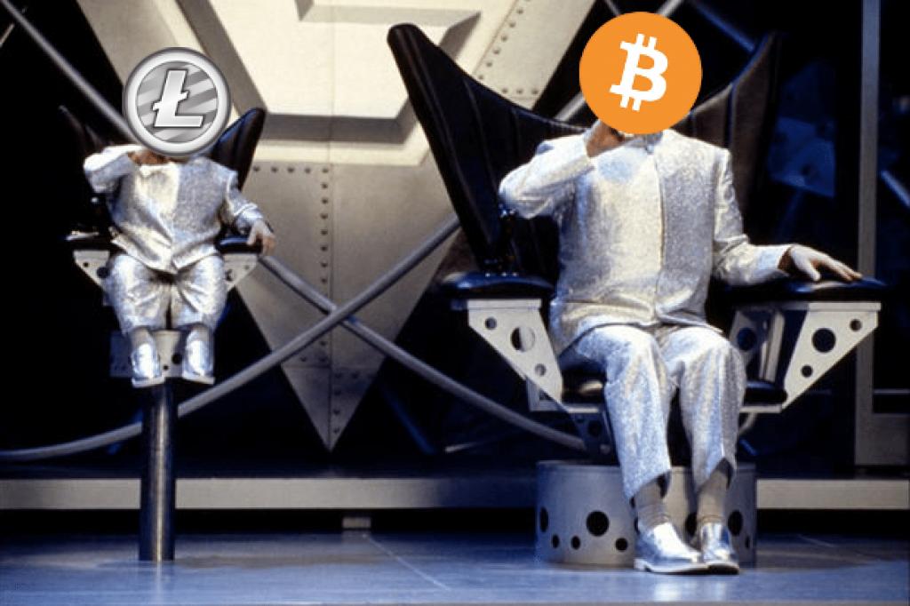 Si Bitcoin est l'or, Litecoin est l'argent
