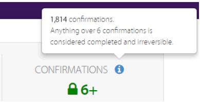 1 814 ordinateurs distincts ont déjà vérifié cette transaction