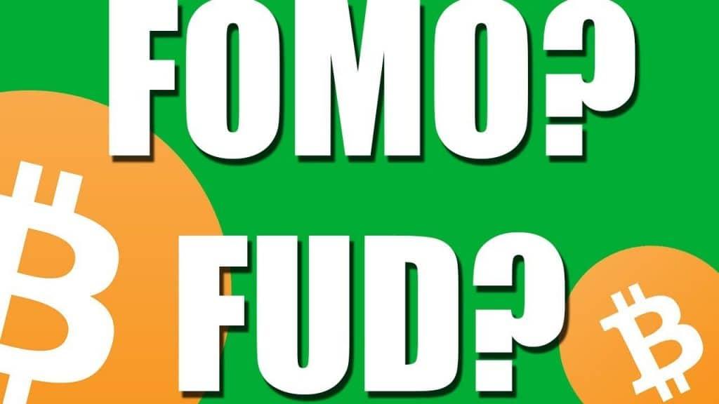 Que veut dire FUD et FOMO dans le monde des crypto-monnaies