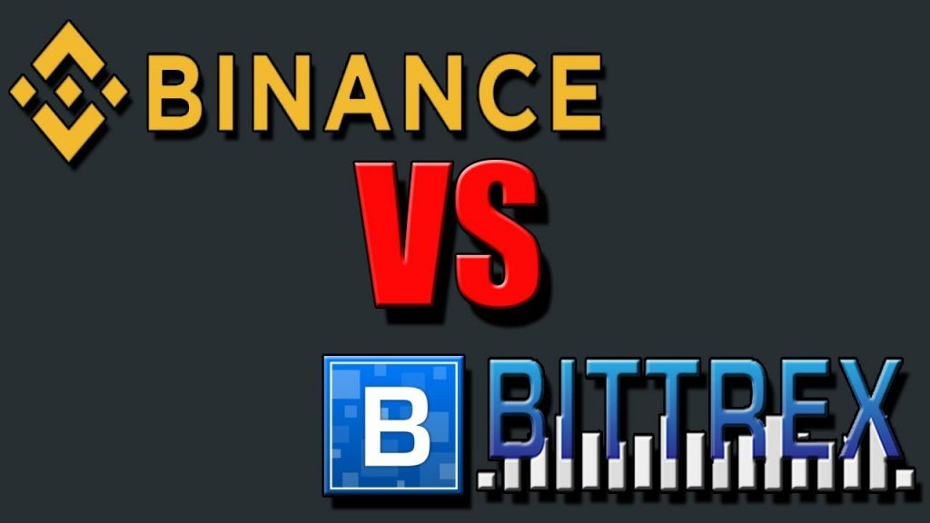 Bittrex vs Binance
