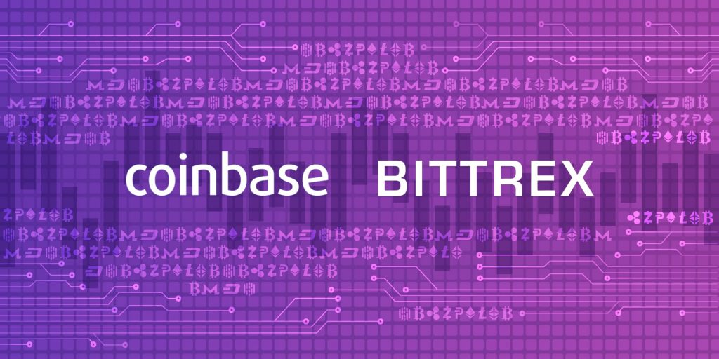 Coinbase vs Bittrex