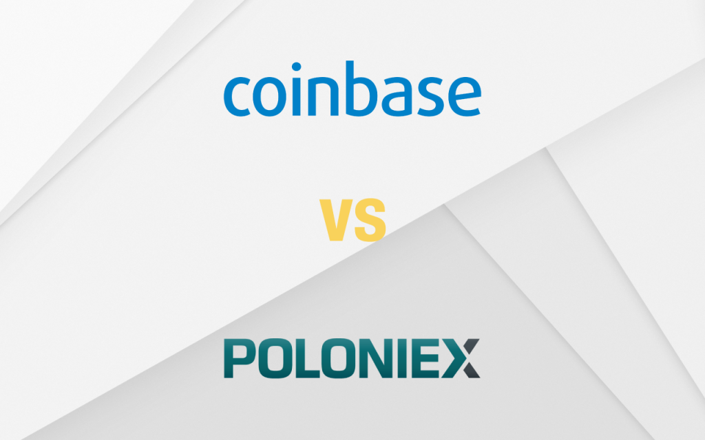 Coinbase vs Poloniex