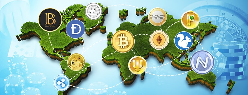 bitcoins et altcoins