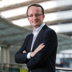 Kris Marszalek est le PDG de Monaco