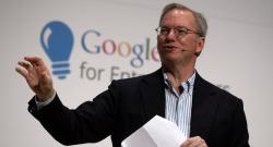 L'ancien PDG de Google, Eric Schmidt, est optimiste quant à l'avenir du Bitcoin et de l'Ethereum