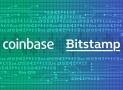 Comparaison des bourses : Coinbase vs Bitstamp