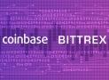 Comparaison Coinbase vs Bittrex